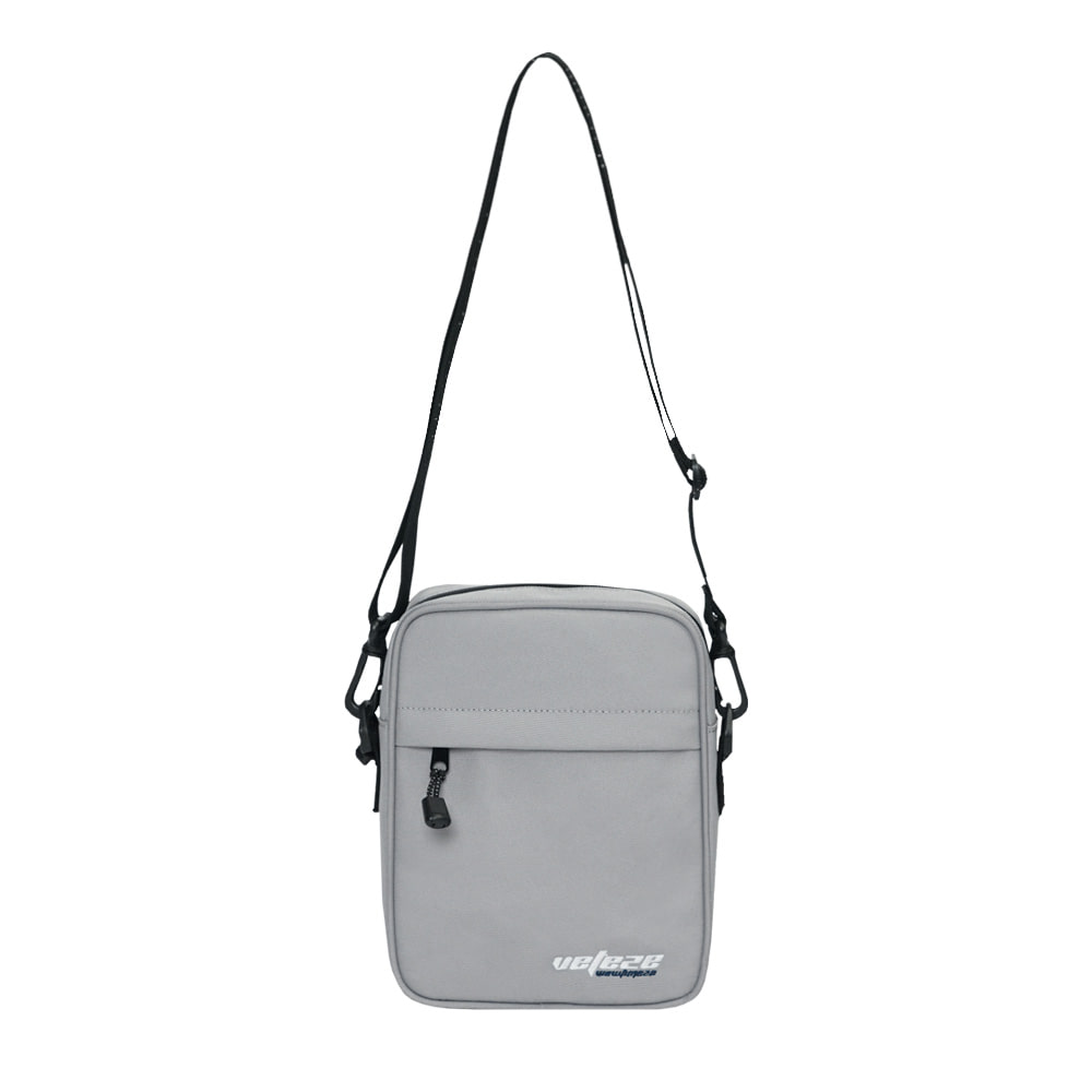 True Up Mini Cross Bag (gray)