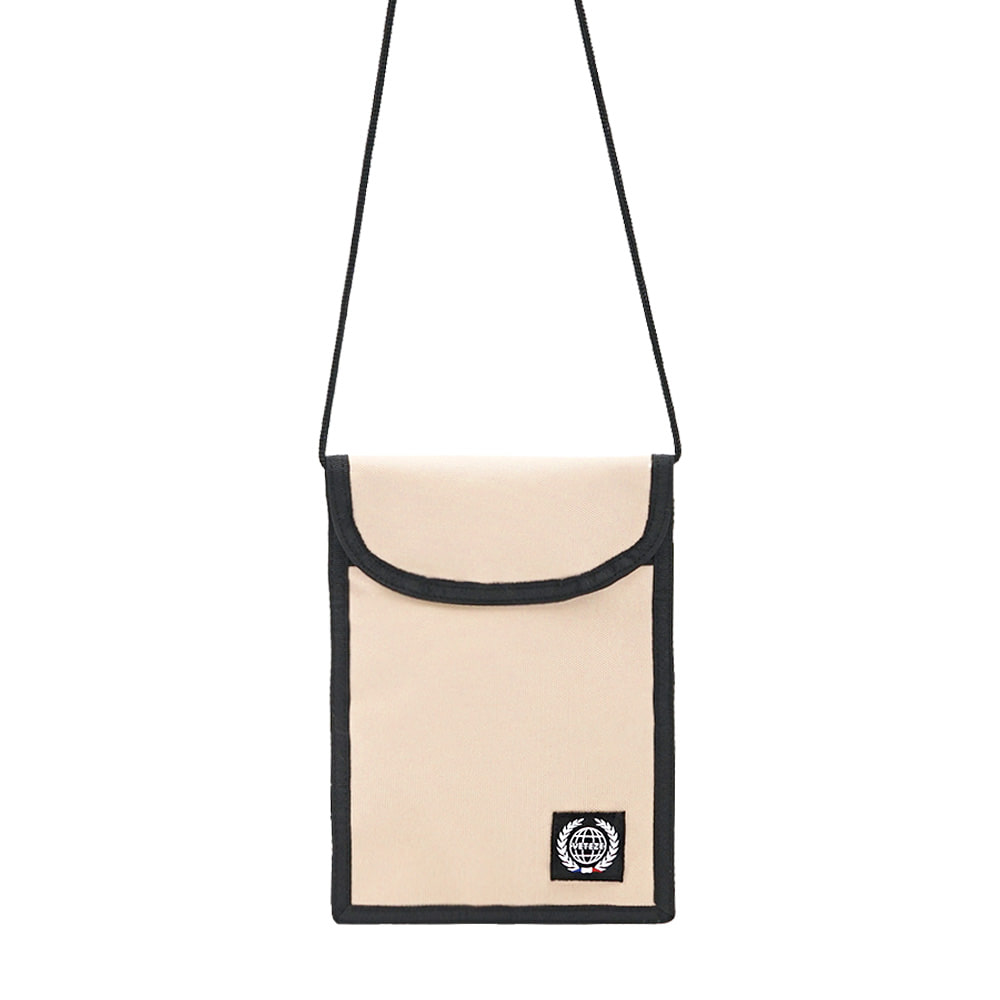 Daily Pouch Bag (beige)