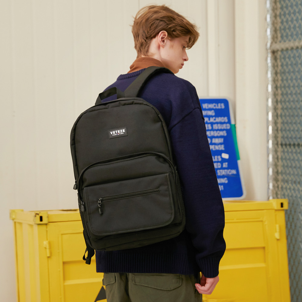 Signature Backpack (black)