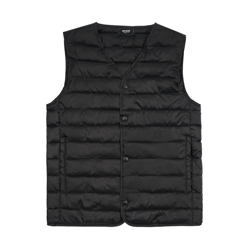 Light Down Vest (black)