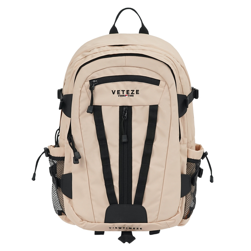 Multi Cross Backpack (beige)