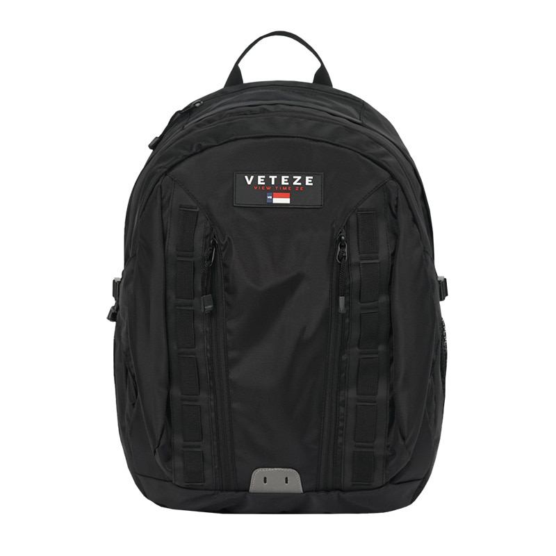 Double Youth Backpack (black)