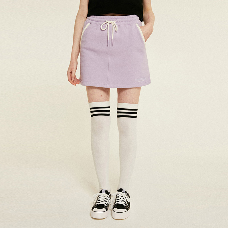 Studio Mini Skirt (lavender)