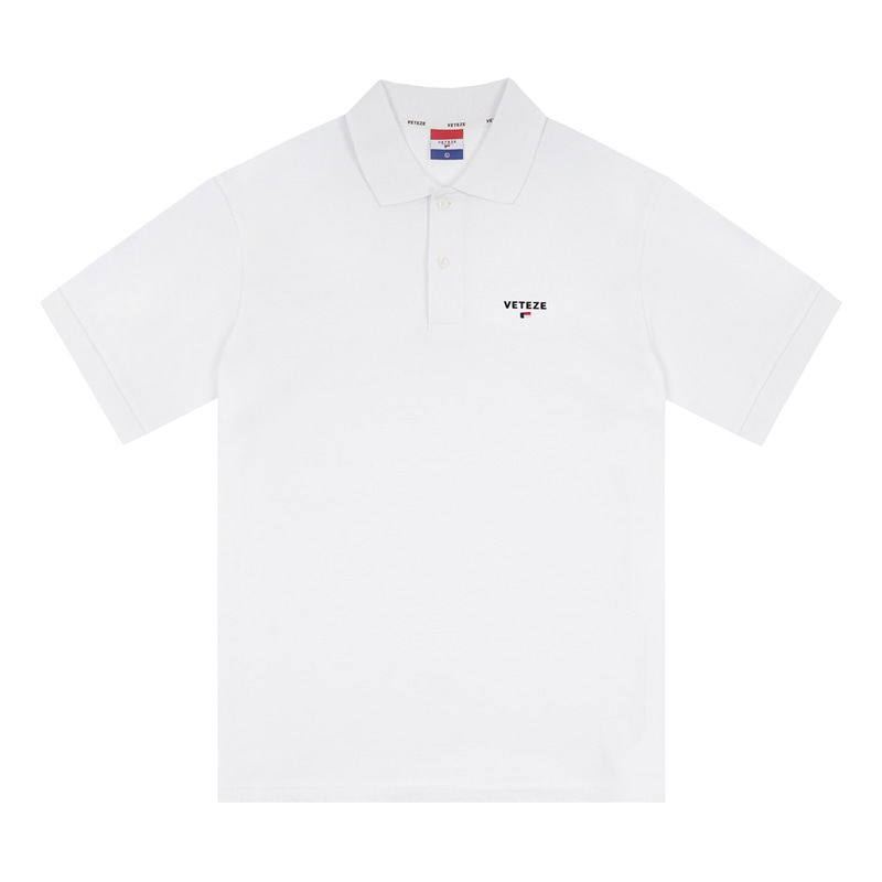 [Season Off] Basic PK T-Shirts (white)
