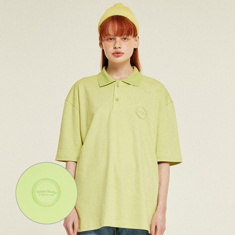 Studio PK T-Shirts (lime)