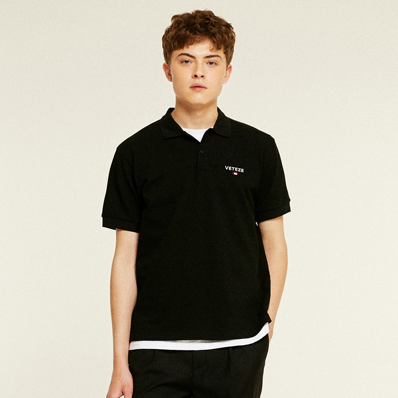 Basic PK T-Shirts (black)