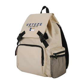 NEW SCHOOL BACKPACK (beige)