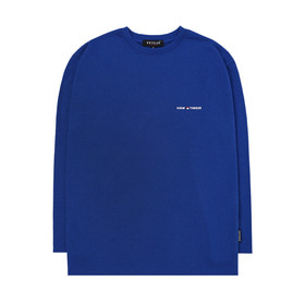 [5월22일 출고예정]Time Long Sleeve (blue)