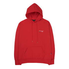 Small Logo Hood (red)