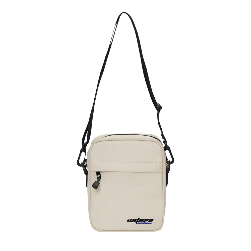 True Up Mini Cross Bag (Light Beige)