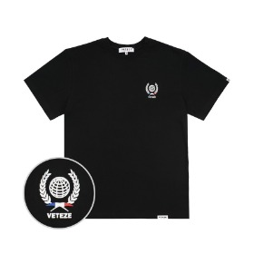[2차 리오더]Traveler Half T-Shirts (Black)