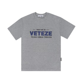 Authentic Half T-Shirts (Gray)