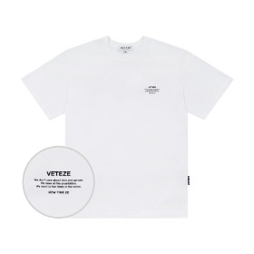 Basic Half T-Shirts (White)