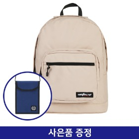 [Daily Pouch Bag 증정]True Backpack (beige)