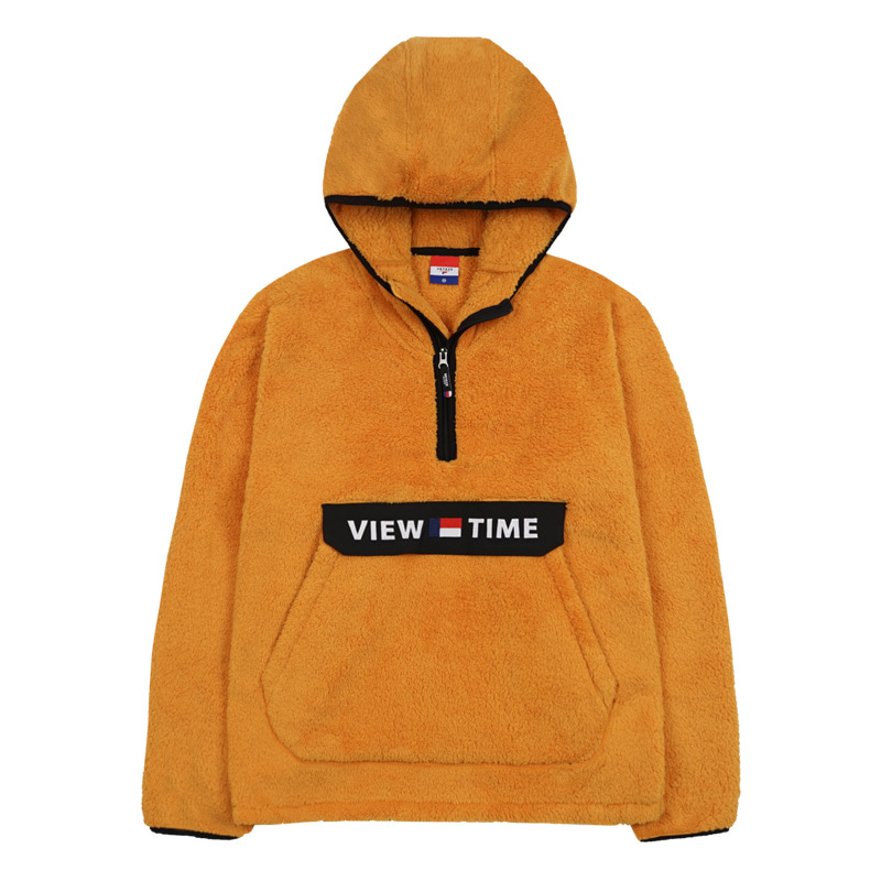 Time Anorak (orange)