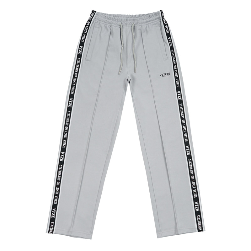 [SPRING EVENT]Side Line Pants (gray)