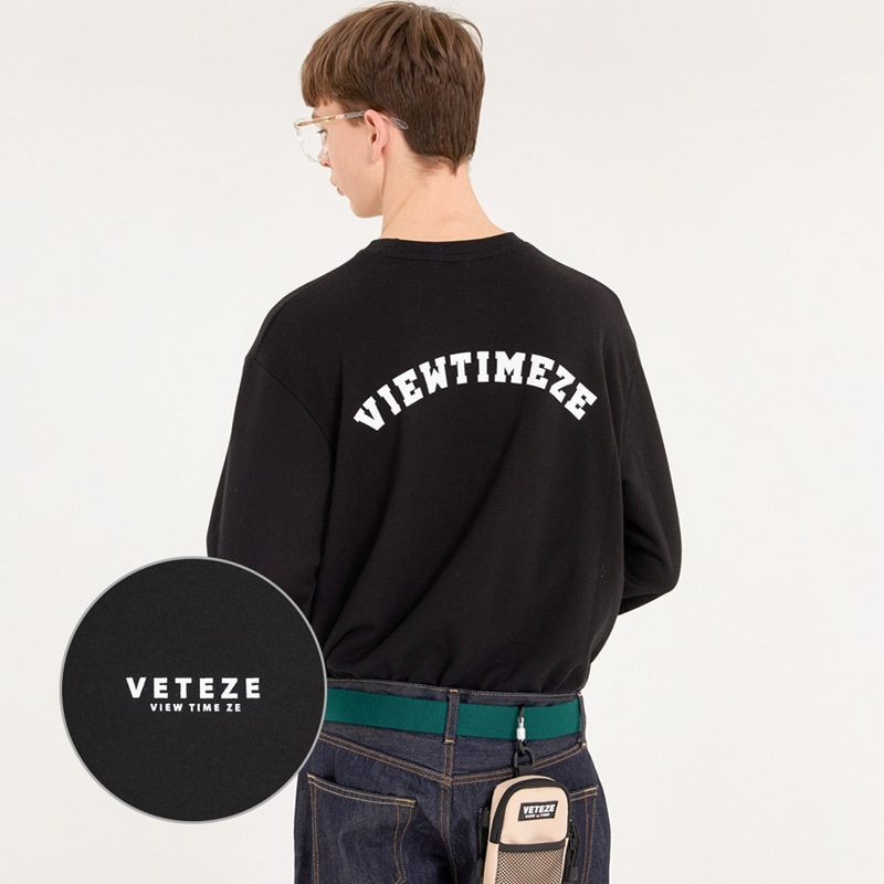 [MID-SEASON]Arch Logo Sleeve (black)