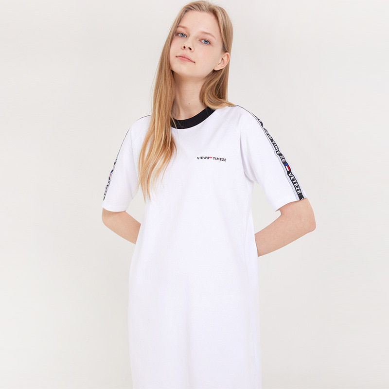Time Basic Onepiece (white)