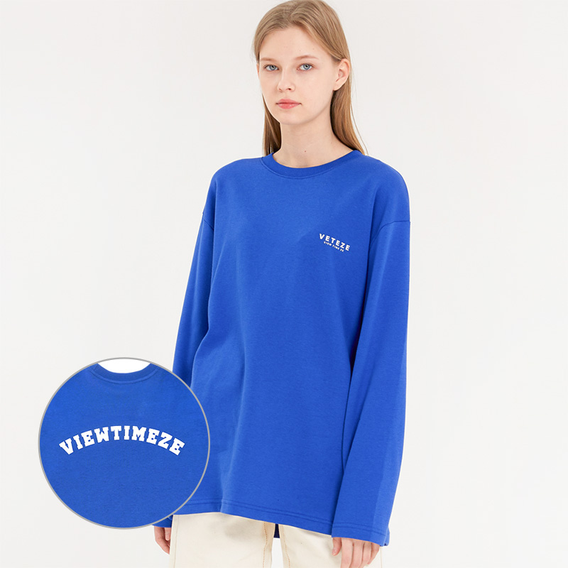 [MID-SEASON]Arch Logo Sleeve (blue)