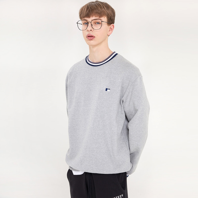 [MID-SEASON]Mini Logo MTM (gray)
