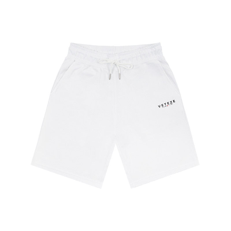 [MID-SEASON]Signature Logo Shorts (white)