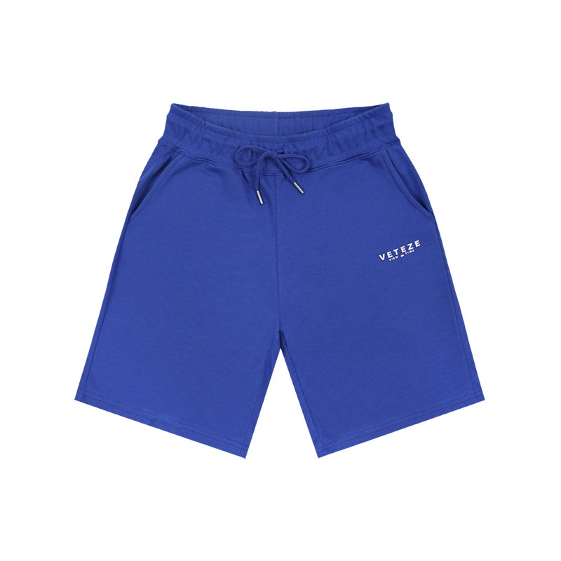 [MID-SEASON]Signature Logo Shorts (blue)