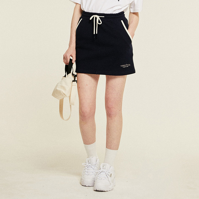 Studio Mini Skirt (navy)