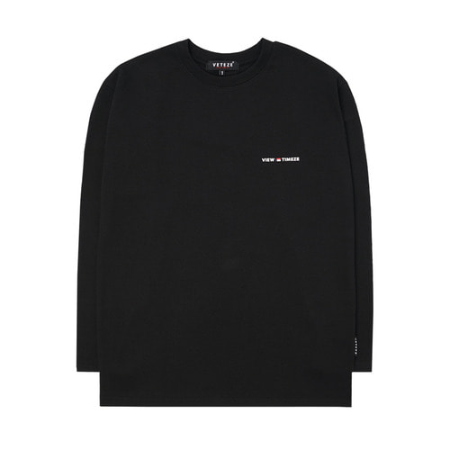 Time Long Sleeve (black)