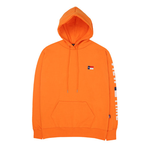 Time Logo Hood (orange)