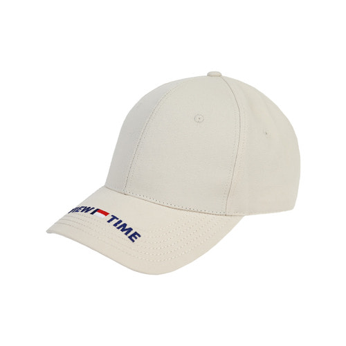 Time Ball Cap (ivory)