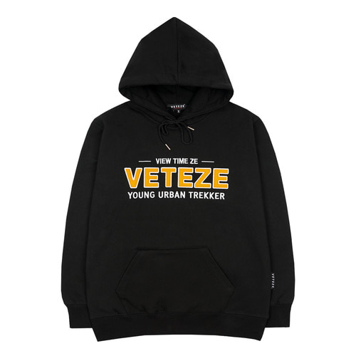 Authentic Logo Hood (Black)