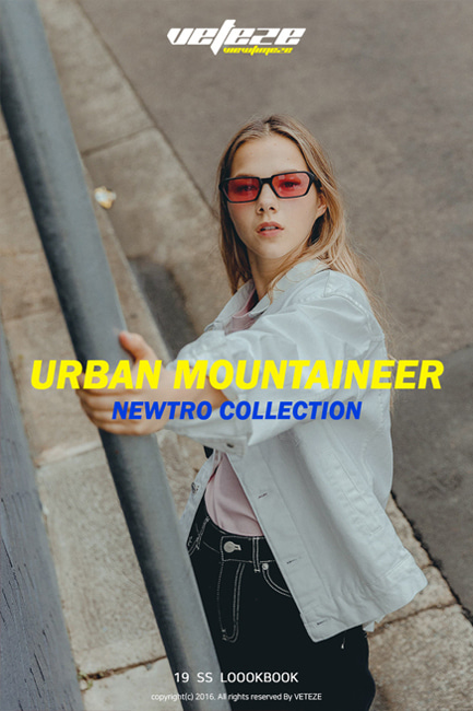 "2019 S/S NEWTRO COLLECTION ""URBAN MOUNTAINEER"""