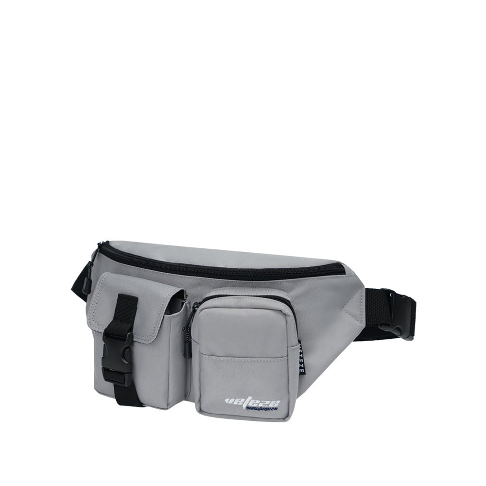 [바캉스 기획전]True Up Waist Bag (Gray)