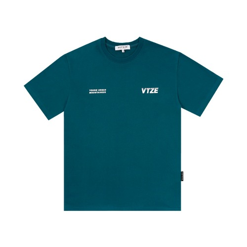 Urban Half T-Shirts (blue green)