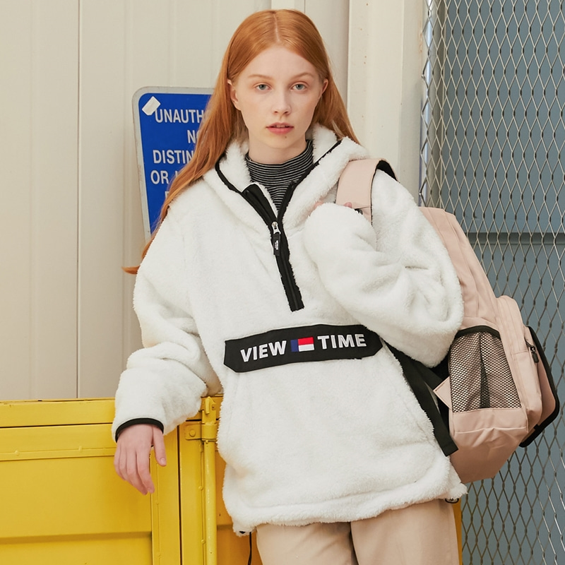Time Anorak (ivory)