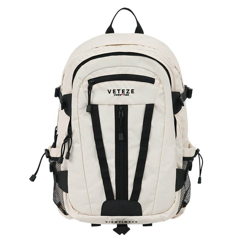 Multi Cross Backpack (ivory)