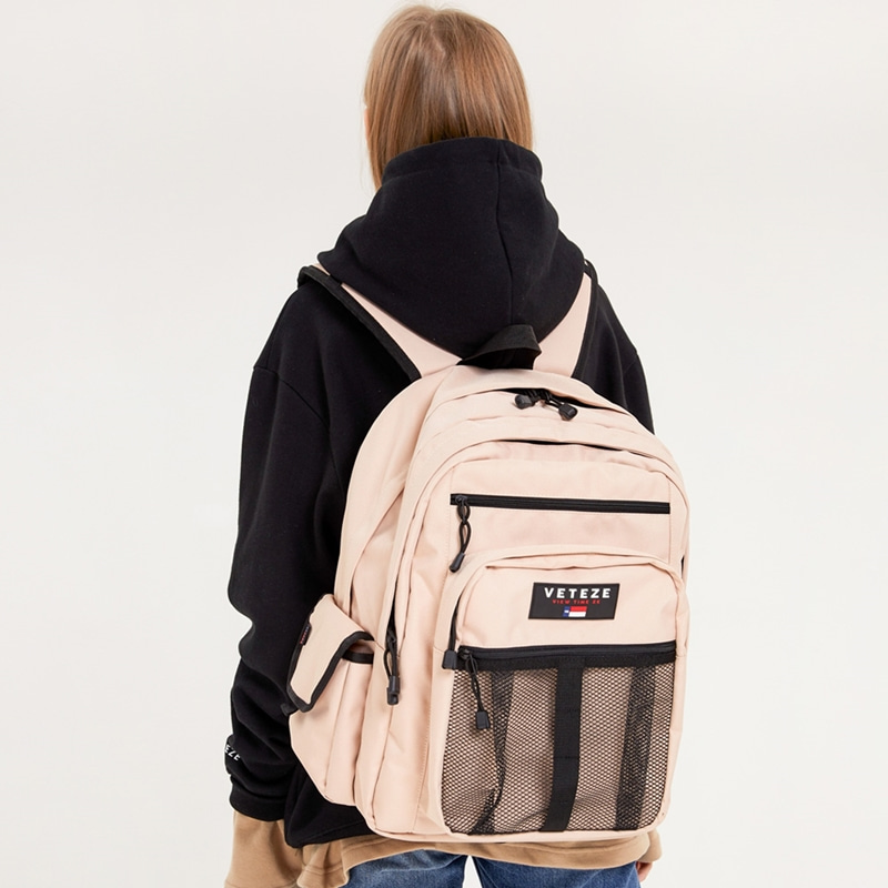 Retro Sport Bag 2 (beige)